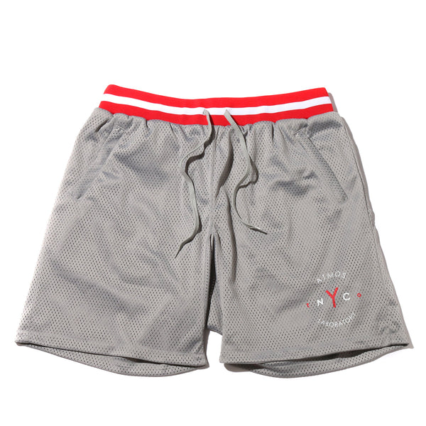 ATMOS LAB MESH SARROUEL SHORT - Grey