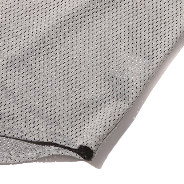 ATMOS LAB MESH SHIRT - Grey