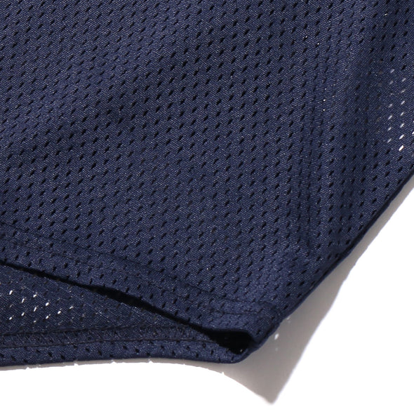 ATMOS LAB MESH SHIRT - Navy