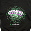 ATMOS HALLOWEEN WEB SWEATSHIRT - Glo in the Dark / Green