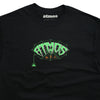 ATMOS HALLOWEEN WEB T-SHIRT - Green / Orange