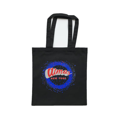 ATMOS EXCLUSIVE 4th TOTE BAG - Black