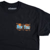 ATMOS NEW YORK EXCLUSIVE GLOBAL LOCATIONS TEE - Black