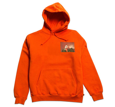 AFTER MIDNIGHT TAXI DRIVER PULLOVER - Orange