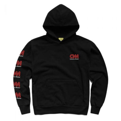 CHINATOWN MARKET MOST TRUSTED HOODIE - BLACK