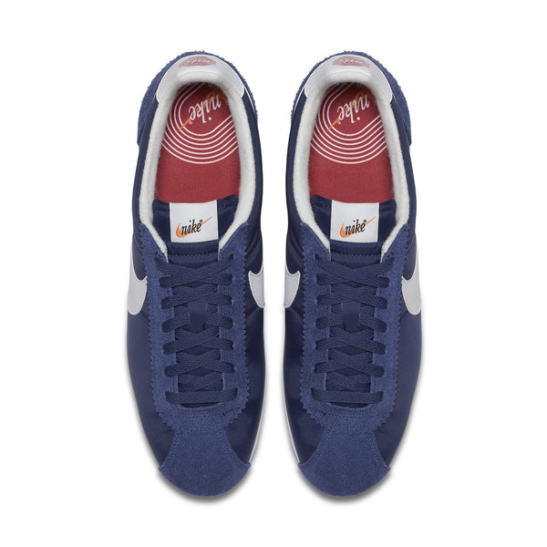 Nike Classic Cortez Nylon Premium (Midnight Navy/Varsity Red/White)