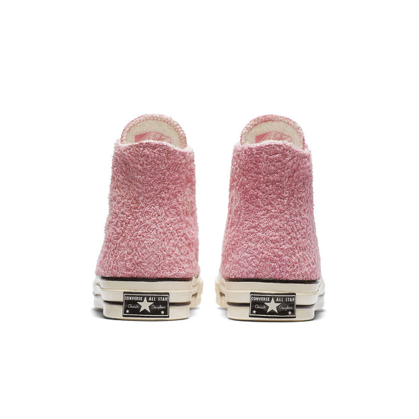 Converse Chuck Taylor All Star '70 Fuzzy Bunny High Top Pink