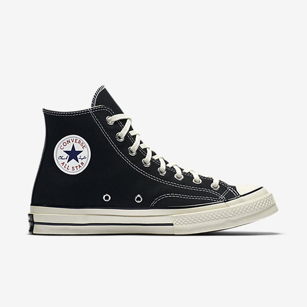 ac66702959d CONVERSE CHUCK TAYLOR ALL STAR  70 HIGH TOP -BLACK – Atmos New York