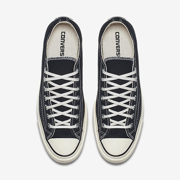 CONVERSE CHUCK TAYLOR ALL STAR '70 LOW TOP - BLACK
