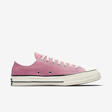 CONVERSE CHUCK TAYLOR ALL STAR '70 VINTAGE CANVAS LOW TOP - ROSE