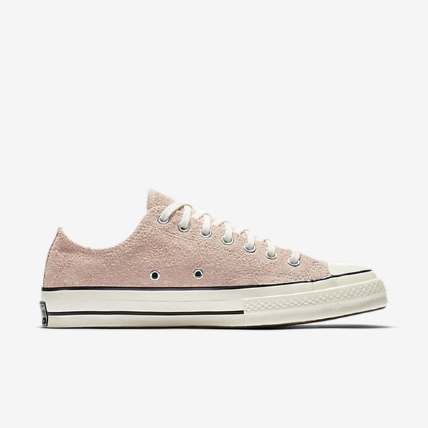 3f224a0dffd CONVERSE CHUCK TAYLOR ALL STAR  70 VINTAGE SUEDE LOW TOP - DUSK PINK   –  Atmos New York