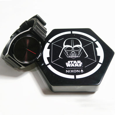"NIXON ""Star Wars Series""  TIME TELLER SW  37 MM - DARTH VADER BLACK"