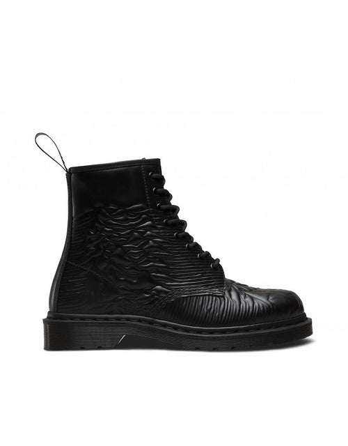 DR. MARTENS 1460 UNKNOWN PLEASURES - Black