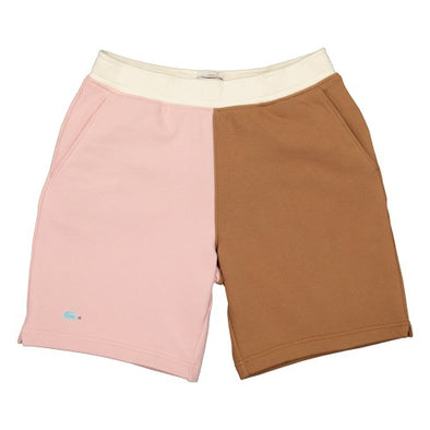 LACOSTE LIVE X TYLER THE CREATOR SHORTS - Resin / Lychee - Mascarpone