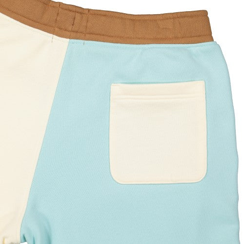 LACOSTE LIVE X TYLER THE CREATOR SHORTS - Mascarpone / Plumi - Resin