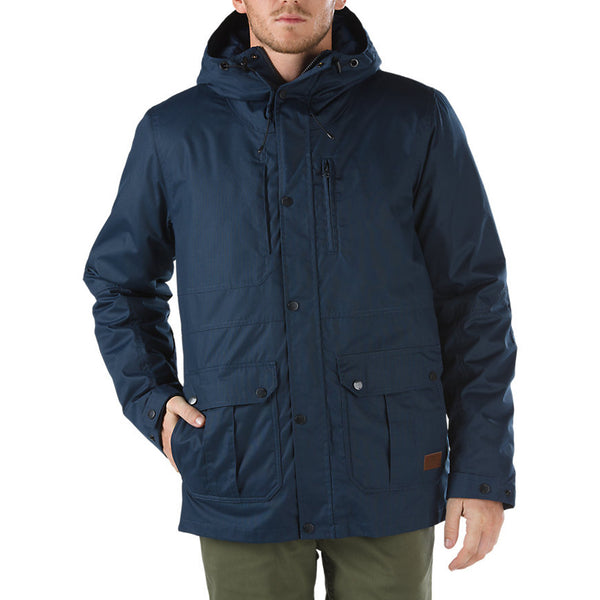 "Vans FLINTRIDGE MTE ""Two Jacket in One"" JACKET - Dress Blue"