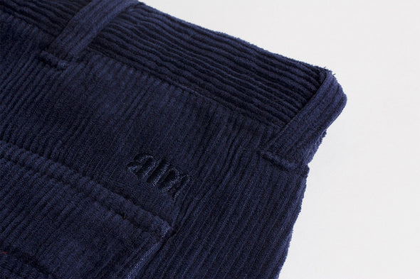 AFTER MIDNIGHT CORDUROY CARGO PANTS - Navy