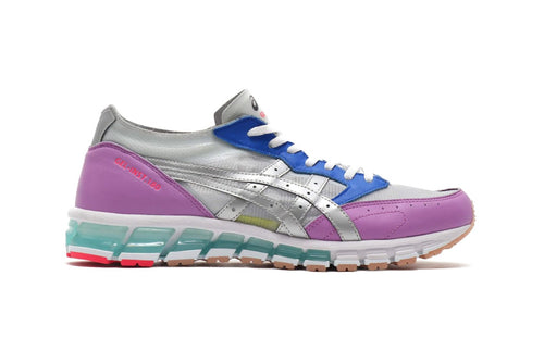 timeless design 7c087 9e8a0 ATMOS x ASICS GEL-INST. 180 - White Silver