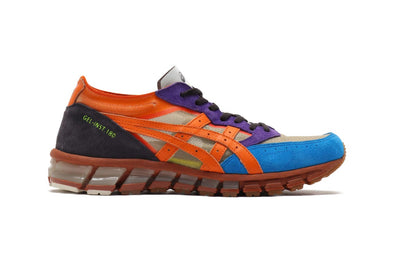 ATMOS x ASICS GEL-INST. 180 - Orange/Blue