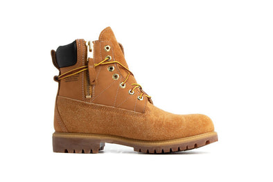 "TIMBERLAND X STAPLE 6"" SIDE ZIP - Wheat / Wheat"