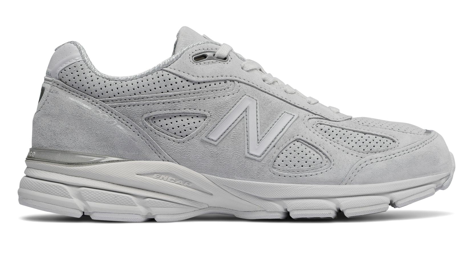 MEN'S NEW BALANCE 990 Made in US - Grey – Atmos New York