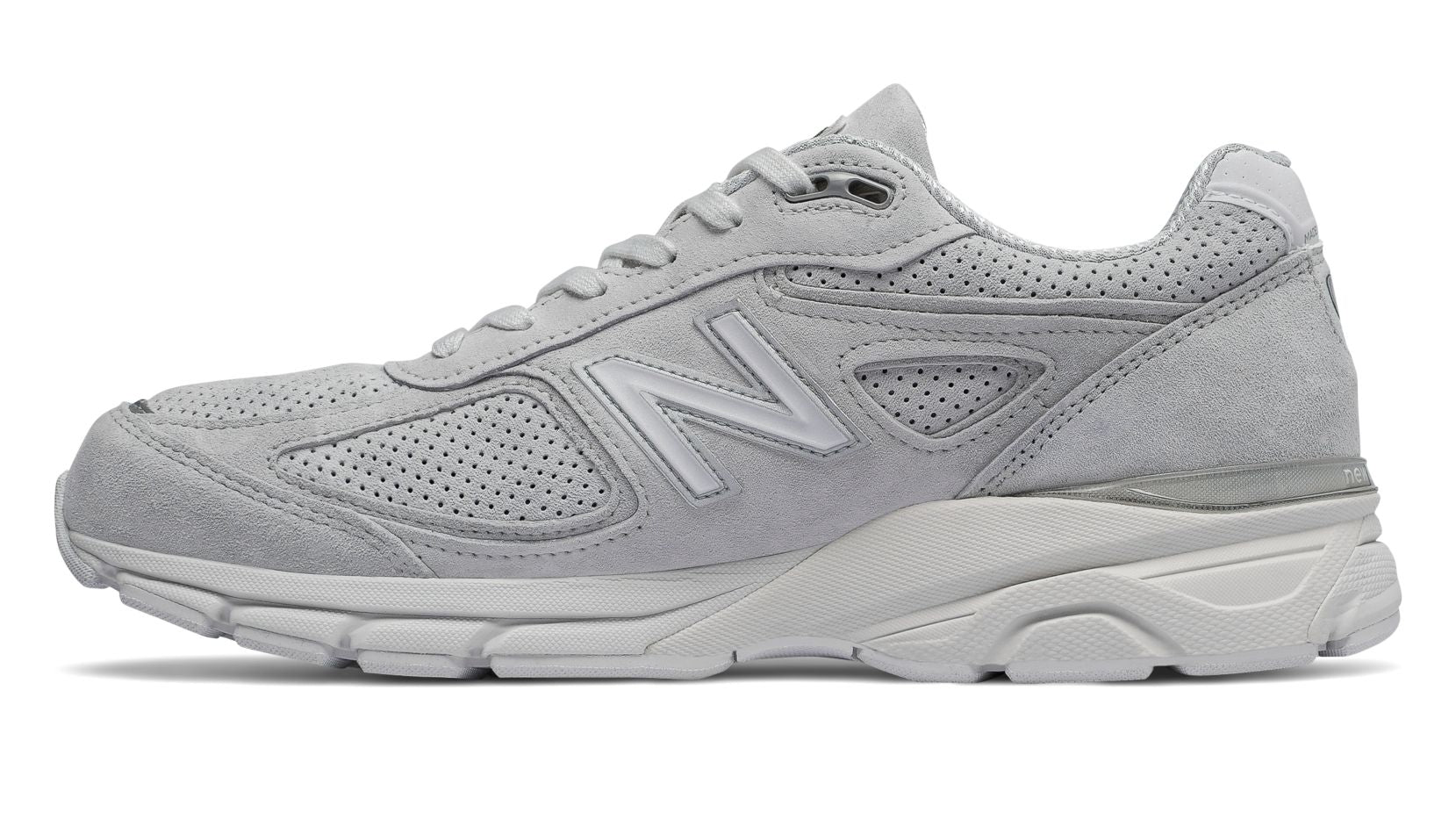 low priced 675eb 58c6f MEN'S NEW BALANCE 990 Made in US - Grey – Atmos New York