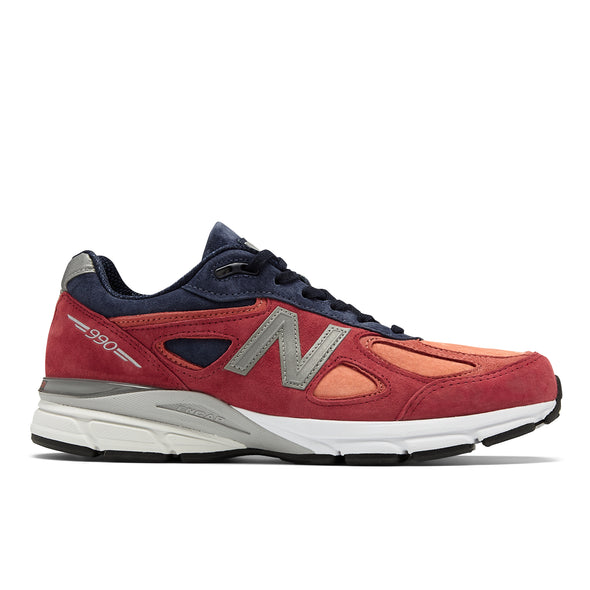 MENS NEW BALANCE 990v4 - Copper Rose / Pigment