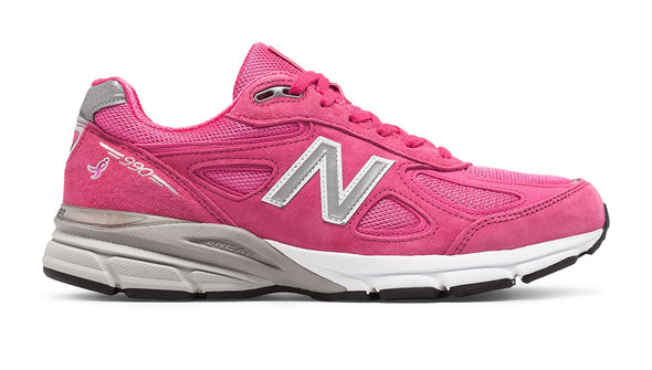 MEN'S NEW BALANCE 990v4 - Pink Ribbon (Breast Cancer Awareness Edition)