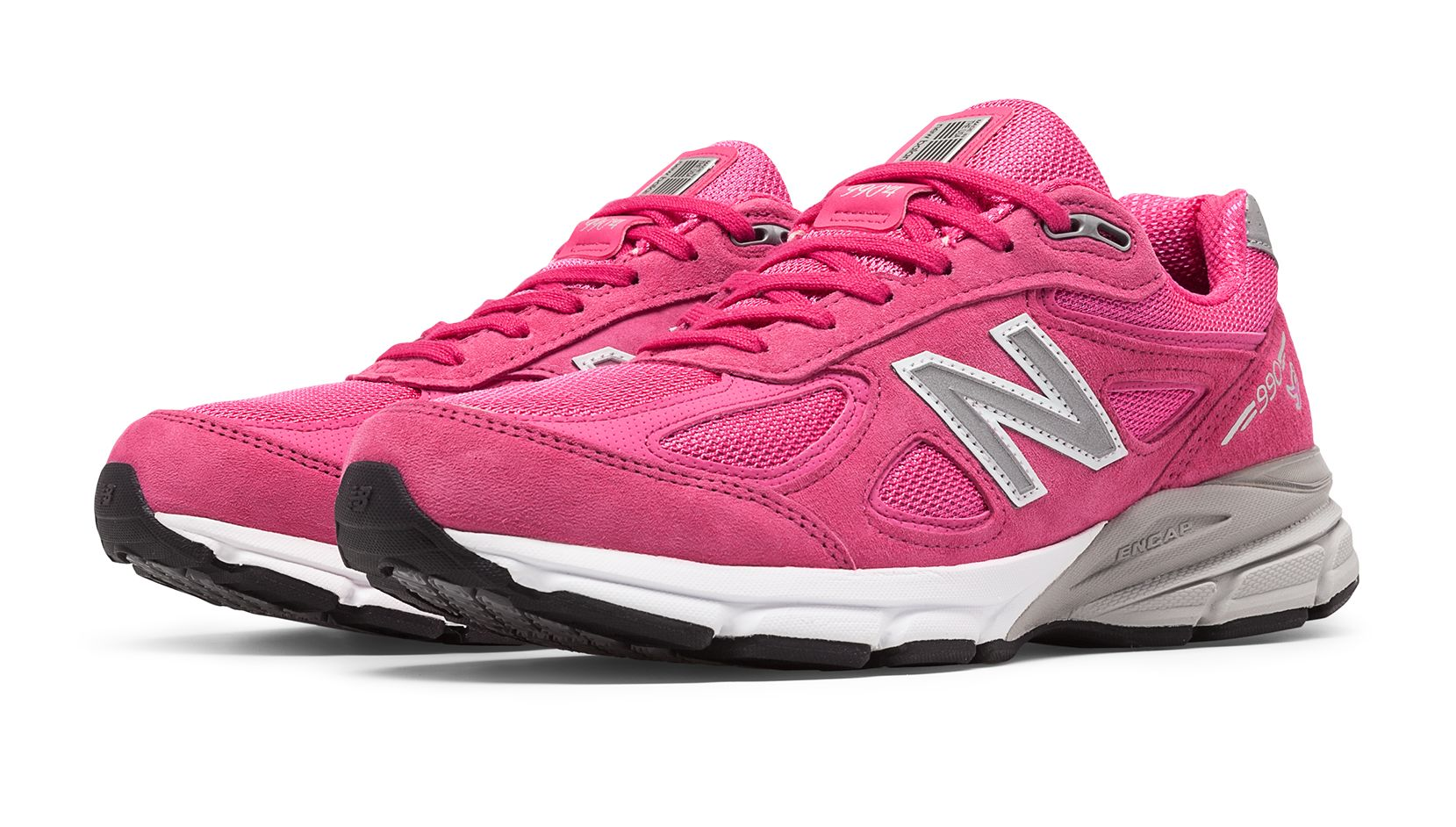 cheap for discount ff363 2ec1f MEN'S NEW BALANCE 990v4 - Pink Ribbon (Breast Cancer ...