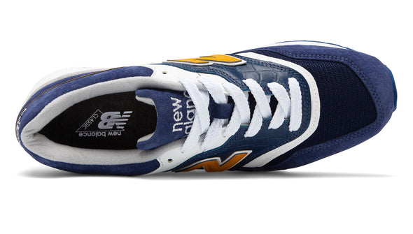 MEN'S NEW BALANCE MADE IN US 997- BLUE/ WHITE