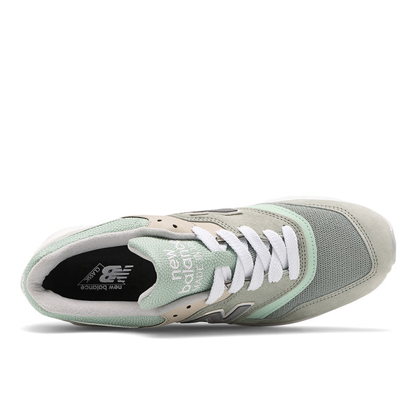 "NEW BALANCE 997 ""MADE IN USA"" - Mint / White"