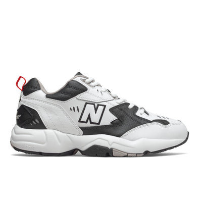MENS NEW BALANCE 608v1 - White / Black
