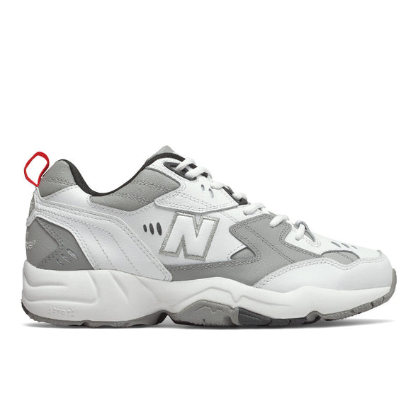 MENS NEW BALANCE 608v1 - White / Grey
