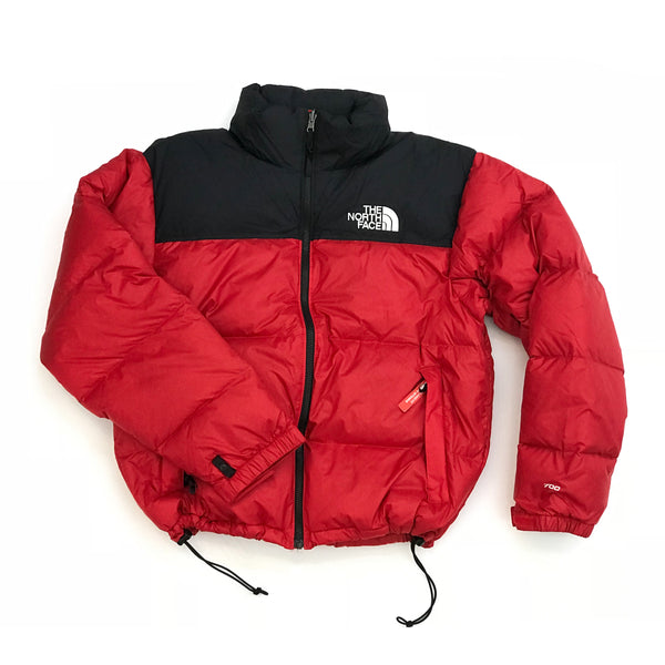 THE NORTH FACE 1996 RETRO NUPTSE JACKET - TNF RED