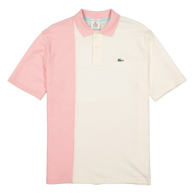 LACOSTE LIVE X TYLER THE CREATOR POLO - Geode / Lychee