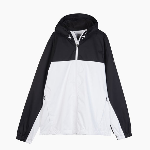 MEN'S TNF MOUNTAIN QUEST JACKET - TNF BLACK/TNF WHITE