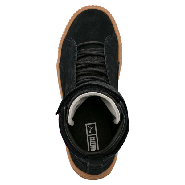 PUMA PLATFORM MID OW WOMEN'S HIGH TOP - Puma Black-Puma Black