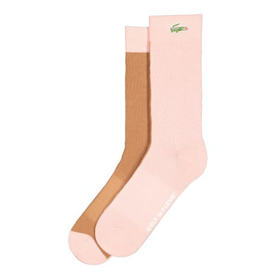 LACOSTE LIVE X TYLER THE CREATOR SOCKS - Resin / Lychee