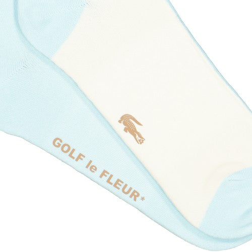 LACOSTE LIVE X TYLER THE CREATOR SOCKS - Geode / Plumi
