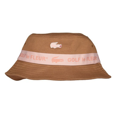 LACOSTE LIVE X TYLER THE CREATOR BUCKET HAT - Resin