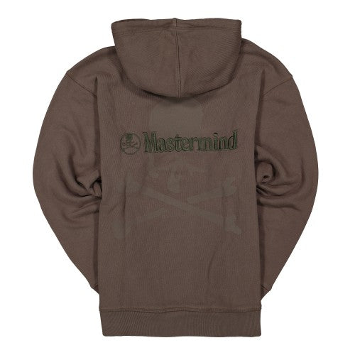 TIMBERLAND X MASTERMIND HOODIE - Beef / Broccoli