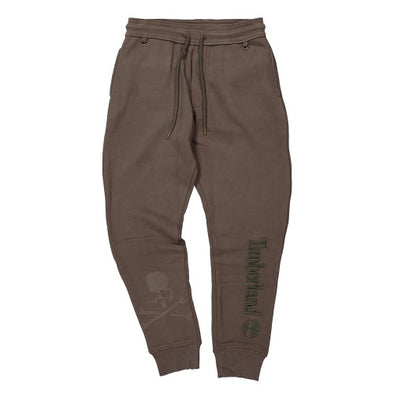 TIMBERLAND X MASTERMIND SWEATPANTS - Chocolate