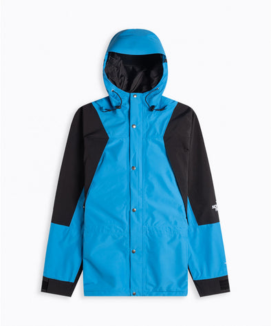 TNF 1994 RETRO MOUNTAIN LIGHT FUTURELIGHT™ JACKET - CLEAR LAKE BLUE