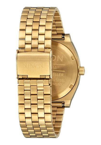"Time Teller ""Light Gold / Mirror"