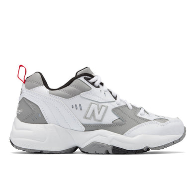 WOMENS NEW BALANCE 608v1 - Grey / White