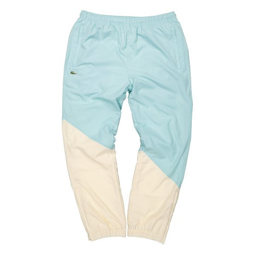 LACOSTE LIVE X TYLER THE CREATOR TRACK PANTS - Geode / Plumi