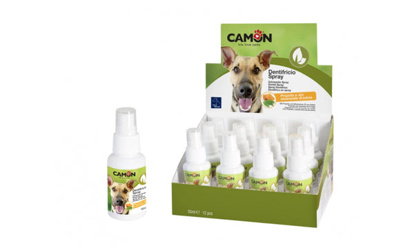 Dentifricio spray - Camon