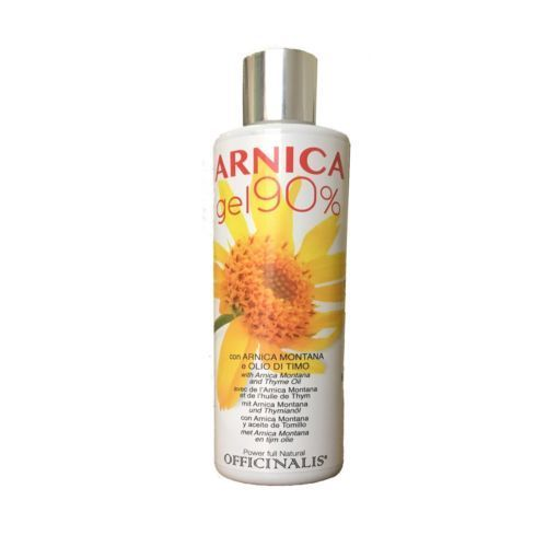 Arnica in flacone - Officinalis