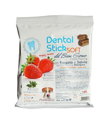 "Snack ""Dental Stick Soft del Buon Giorno"" - Dalla Grana"
