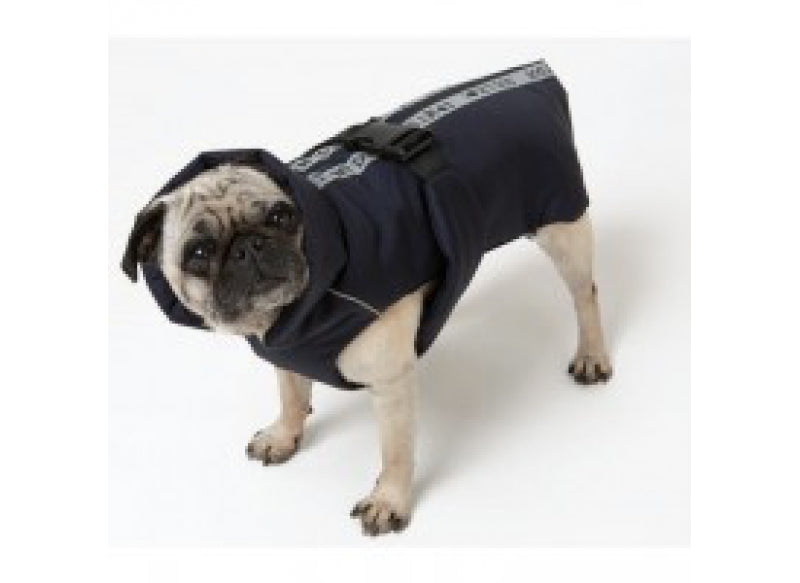 "Impermeabile imbottito ""Rainjacket"" - I Love My Dog"